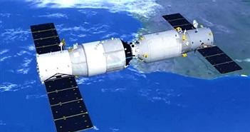 Trạm vũ trụ Thiên Cung 2 của Trung Quốc sẽ rơi xuống Trái đất vào năm 2019