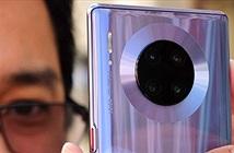 Choáng ngợp với điểm camera từ DxOMark cho Huawei Mate 30 Pro