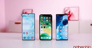 iPhone 11 Pro Max vs Galaxy Note 10+ và Mate 30 Pro: máy nào dành cho bạn?