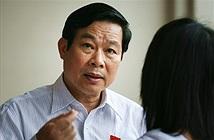 Bộ trưởng Nguyễn Bắc Son trả lời phỏng vấn về Nghị quyết 36-NQ/TW