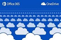 Lưu trữ OneDrive không giới hạn khi dùng Office 365