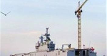 """""""Pháp không được 'theo đuôi' Mỹ trong vụ tàu Mistral"""""""