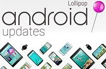 Người dùng ASUS ZenFone sắp được lên đời Android 5.0 Lollipop