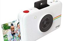 Máy ảnh in ảnh trực tiếp Polaroid lên kệ: 99,99 USD