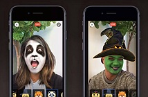 "Facebook vừa ra ""mặt nạ ma"" cho Facebook Live trong mùa Halloween"