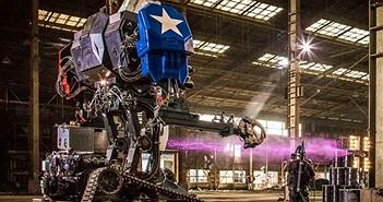 Sau cuộc đại chiến robot khổng lồ Mỹ - Nhật sẽ là liên đoàn robot chiến đấu?