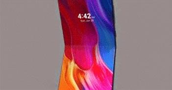 Xiaomi Mi Mix Flex màn hình gập, 3 camera khủng, đe nẹt các đối thủ