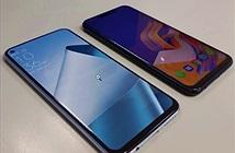 Lộ 3 mẫu thử ZenFone 6: có cả màn hình nốt ruồi và giọt nước, 3 camera