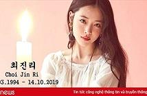 Kakao tắt mục bình luận trực tuyến sau vụ nữ thần tượng Hàn Quốc tự sát