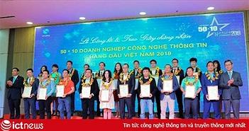 VNEXT tiếp tục lọt Top 10 doanh nghiệp có năng lực công nghệ 4.0 tiêu biểu nhất Việt Nam 2019