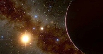 Bất ngờ phát hiện hành tinh khổng lồ mới quay quanh sao lùn đỏ