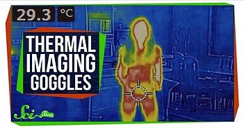 Camera nhiệt hoạt động như thế nào?