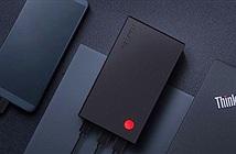 Lenovo ra mắt sạc dự phòng Thinkplus 50W 14.000mAh, giá 42 USD