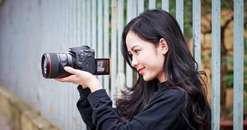 Trên tay Canon EOS 90D tại Việt Nam: nâng cấp toàn diện, lấy nét nhanh, quay video 4K