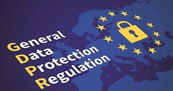 Bảo vệ dữ liệu cá nhân theo quy định GDPR của Châu Âu