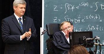 """Tuyên bố """"động trời"""" của Hawking: Chúa không tạo nên vũ trụ!"""