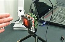 Hitachi phát triển công nghệ máy ảnh chụp không cần ống kính
