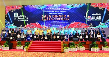 Làm chủ Big Data, Viettel được vinh danh tại ASEAN ICT Awards