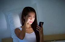 Ứng dụng giúp bảo vệ sức khỏe đôi mắt khi sử dụng smartphone