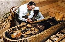 Chiêm ngưỡng xác ướp bằng vàng của Vua Tutankhamun