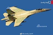 Mới nhận Su-35 từ Nga, Trung Quốc đã dựng được hàng nhái