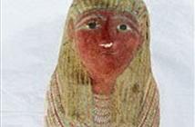 """Giải mã thành công xác ướp tí hon """"mặt đỏ"""" thời Ai Cập cổ đại"""