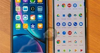 """Pixel 3 Lite sẽ """"đối đầu"""" trực tiếp với iPhone Xr"""