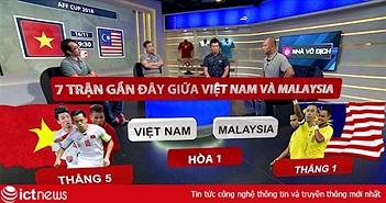 """4 bình luận viên """"chất"""" nhất dự đoán về cơ hội của tuyển Việt Nam tại trận bán kết AFF Cup 2018"""