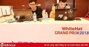 4 đội an toàn thông tin Việt Nam có tên trong Top 100 bảng xếp hạng CTFTime