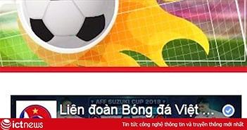 """Người hâm mộ phẫn nộ vì các website bán vé trận Việt Nam vs Philippines của VFF """"tê liệt"""""""