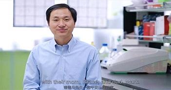 Tuyên bố của nhà khoa học Trung Quốc về những đứa trẻ chỉnh sửa gene gây phẫn nộ