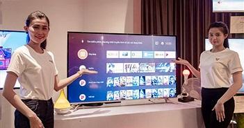 Thương hiệu TV Coocaa giới thiệu tới thị trường Việt 5 dòng sản phẩm TV giá từ 6,39 triệu