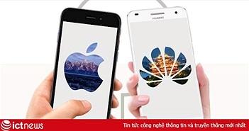 """Apple, Huawei """"làm ăn"""" thế nào trên thị trường smartphone quý III/2019?"""