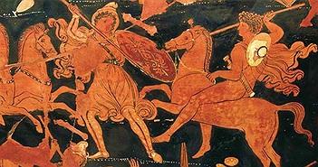 """Ngôi mộ cổ hé lộ """"nữ chiến binh Amazon"""" trong thần thoại Hy Lạp"""