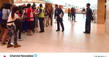 Máy bay AirAsia mất tích: Thủ tướng Malaysia, Singapore, Nhà Trắng đồng loạt lên tiếng trên mạng xã hội