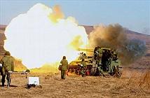 Sức mạnh ghê gớm của pháo tự hành 2S5 Nga