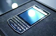 BlackBerry Porsche Design P'9983 lên kệ tại VN, giá 50 triệu đồng