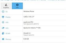 Xác nhận cấu hình Lumia 1330, bản kế nhiệm Lumia 1320
