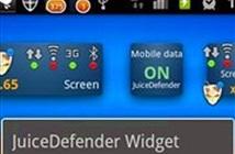 Kéo dài thời gian dùng pin trên thiết bị chạy Android