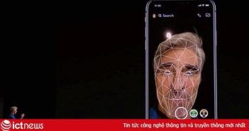 Face ID trên iPhone X không thể dùng cho tính năng Family Purchase