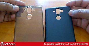 Lộ ảnh chụp mặt lưng của Nokia 9: máy chắc chắn sẽ có camera kép và cảm biến vân tay ở phía sau