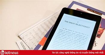 Thị trường sách điện tử Việt Nam: Không như kỳ vọng