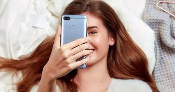 ZenFone Max Plus trang bị tính năng mở khóa bằng khuôn mặt giá rẻ