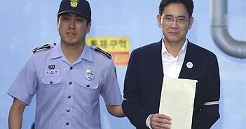 Người thừa kế tập đoàn Samsung bị đề xuất mức án 12 năm tù