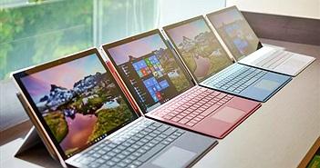 Surface Pro bản LTE chính thức lên kệ Microsoft Store