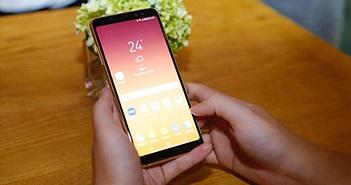 Samsung mở màn năm 2018 bằng bộ đôi smartphone Galaxy A8/A8+