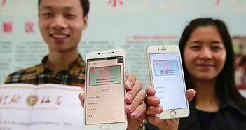 Trung Quốc sẽ tích hợp ID thẻ căn cước vào smartphone