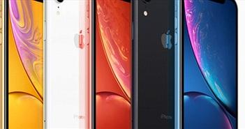 """iPhone Xr là chiếc iPhone bán """"chạy"""" nhất tại Mỹ"""