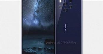 NÓNG: Đã có thông tin lịch ra mắt siêu phẩm Nokia 9 PureView