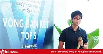 Công bố top 5 startup bước vào chung kết Giải thưởng Doanh nhân cộng đồng Blue Venture Award